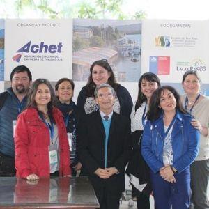 Delegación de la Región de Aysén participó del Congreso Achet