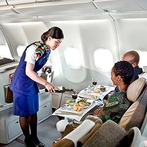 South African Airways. Premios para los mejores vinos sudafricanos