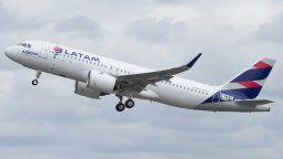 El Airbus A320NEO es columna vertebral de las rutas cortas y medias del grupo Latam.