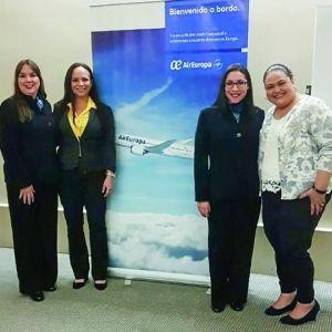 AIR EUROPA. La aerolínea abre más mercado en Ecuador