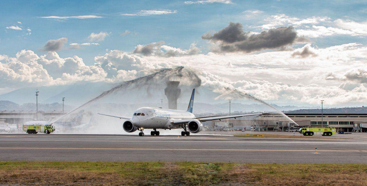 Air Europa incrementará sus frecuencias en la ruta que une Madrid con Quito y Guayaquil.