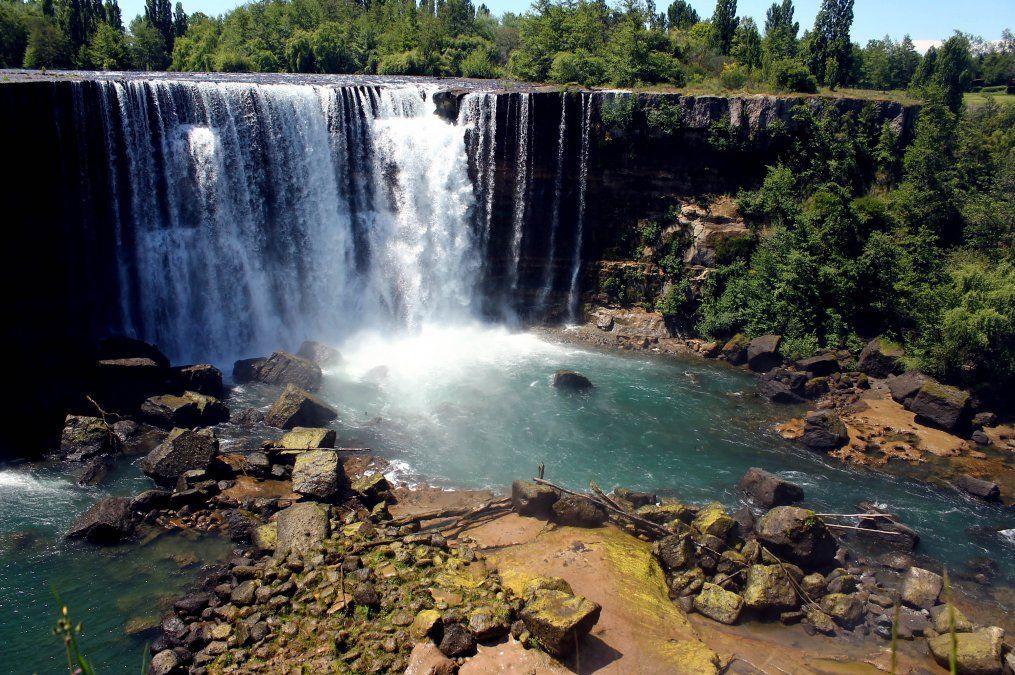 Turismo pide unir a Saltos del Laja en una sola Fase