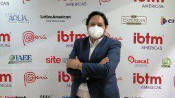 David Hidalgo, show director de IBTM Americas.
