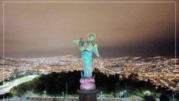 Quito: millonaria inversión para renovar El Panecillo