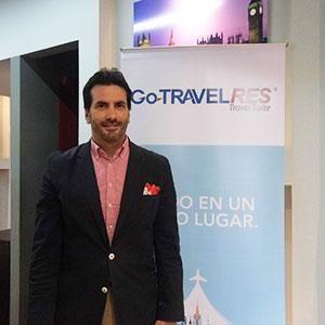 """""""Con GoTravelRes el agente de viajes puede vender sus productos con respaldo, agilidad y confianza"""""""