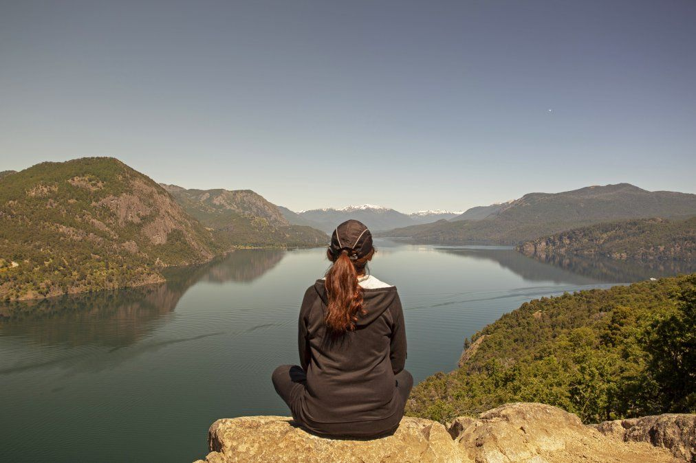 Argentina busca atraer turistas con sus prístinos paisajes.