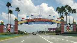 Walt Disney World, momentáneamente cerrado.