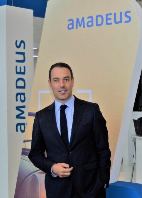 AMADEUS. Nuevo Retail Sales Manager para Ecuador y Perú
