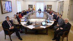 El Consejo de Ministros de España dio el sí a IAG.