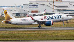 jetsmart: llega el primer avion con combustible ecologico