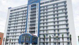 El flamante hotel Radisson de Panama City Beach, de Florida.