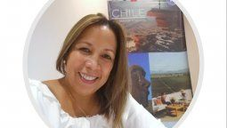 Miriam Jiménez, gerenta general de Chirak