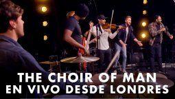The Choir of Man es uno de los grandes espectáculos que ofrece NCL.