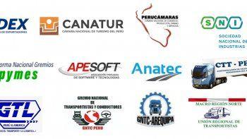 Unión de Gremios del Perú insta al diálogo a Pedro Castillo