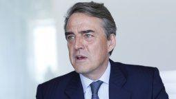 Alexandre De Juniac, director General y CEO de la IATA.