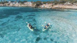 El programa TRAM tiene como objetivo incentivar la visita de agentes de viajes a Aruba.