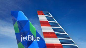 AMERICAN AIRLINES. Más vuelos junto a JetBlue