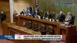diputados aprueba siete resoluciones clave para un rescate