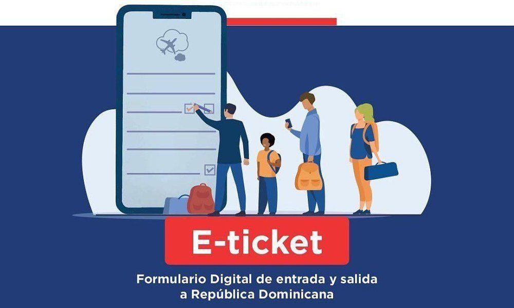 República Dominicana simplifica el proceso de entrada y salida del país con plataforma que será de uso obligatorio para los viajeros a partir del 1 de abril.