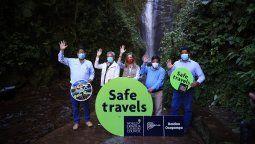 Mincetur otorga el sello Safe Travels al Destino Oxapampa.