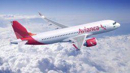 Avianca suspende rutas a Estados Unidos, Europa y Latinoamérica
