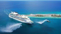 Retorno de los cruceros de Royal Caribbean al Caribe.