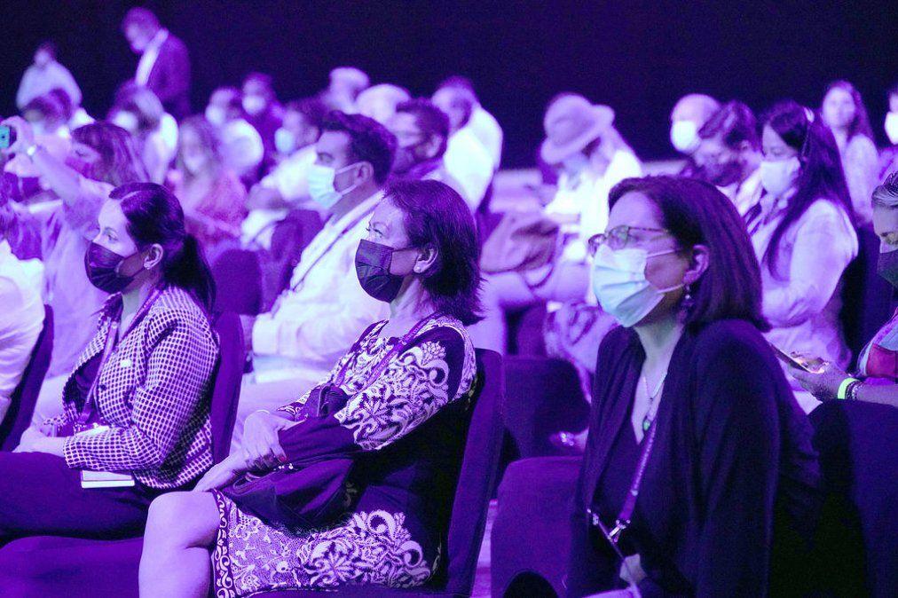 Para tener un evento seguro, en la Cumbre WTTC de Cancún se hicieron más de mil pruebas de antígenos a los participantes