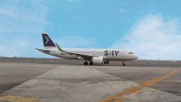 Aerolínea Sky transporta 4.000 pasajeros en Perú