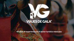 Viajes de Gala cuenta con 45 años de actividad ininterrumpida.