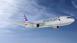 american airlines. regreso a santiago en agosto