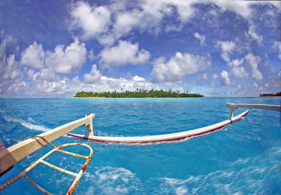 Tahití invita a ser un experto en los archipiélagos de la Polinesia francesa.