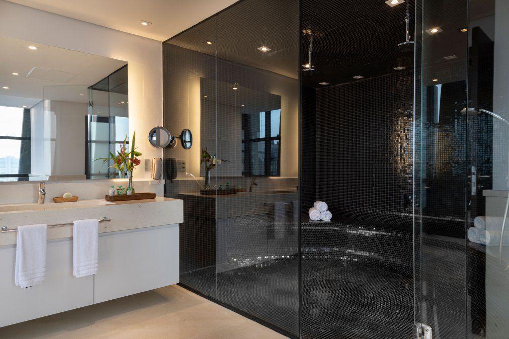 Hoteles: la suite más grande de América Latina mide 750 m².
