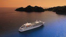 Royal Caribbean compró Silversea.