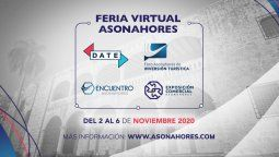feria virtual asonahores 2020, con formato digital
