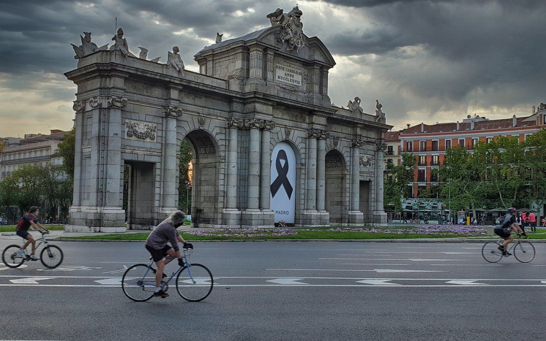 La reapertura de fronteras en España no produjo el despegue esperado del turismo internacional.