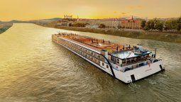 AmaWaterways desembarcará con sus cruceros en Colombia en 2023.