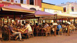 Restaurantes, uno de los sectores más golpeados por la pandemia.
