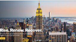 Nueva York se incorpora de a poco en el área gastronómica donde ya realiza exitosas acciones de promoción.
