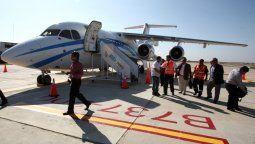 star peru realizo su primer vuelo humanitario gratuito