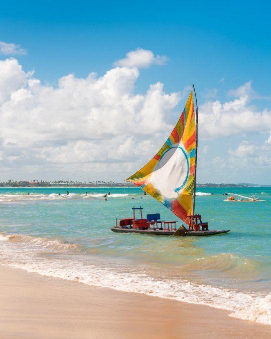 Esta capacitación permite a los agentes de viajes conocer las características de las mejores playas del Nordeste de Brasil para poder recomendarlas con éxito a sus pasajeros.