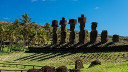 En Rapa Nui, el 80% de la población vive directa o indirectamente del turismo.