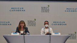 La Cumbre Mundial de WTTC se desarrolla en Cancún hasta el 27 de abril.