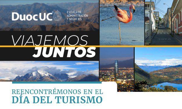 Día Mundial del Turismo 2020: Viajemos juntos