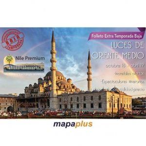 MAPAPLUS. El operador español especialista en Medio Oriente
