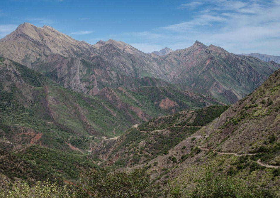 El Qhapaq Ñan es trasnacional y en Argentina atraviesa varias provincias.