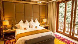 Hotel Sumaq Machu Picchu ocupa el puesto 5 en el ranking de Mejores 10 resorts de Sudamérica.