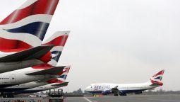 Desde el 1º de diciembre British Airways regresa al país con tres vuelos semanales desde Londres.