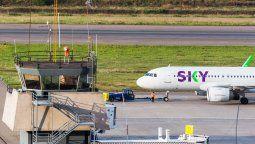 sky airline. reiniciaran vuelos a cuatro destinos nacionales
