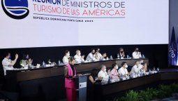 Los ministros de Turismo de América reunidos por OMT firmaron una Declaración donde se comprometieron a impulsar un plan de acción eficaz para la recuperación post Covid.