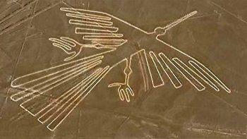 Nazca. Turistas volverán a sobrevolar el sitio arqueológico